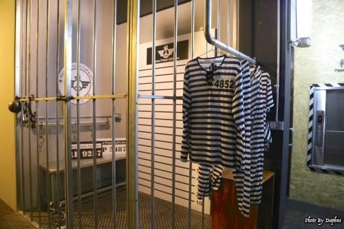 花蓮住宿 和平公獄監獄文旅 詭譎 舒適並存的旅店 吃牢飯住牢房也開心