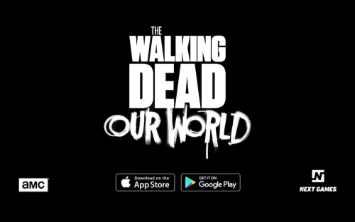 陰屍路 The Walking Dead : Our World AR遊戲即將上線
