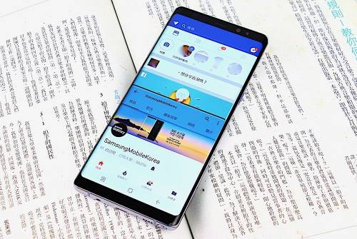 Samsung Galaxy Note8 動手玩 更貼近生活方式的智慧型手機