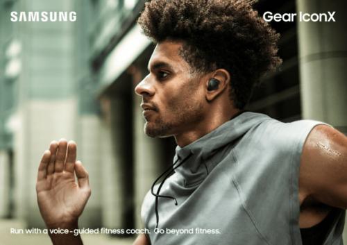 Samsung Gear Sport Fit 2 Pro IconX 三品齊發