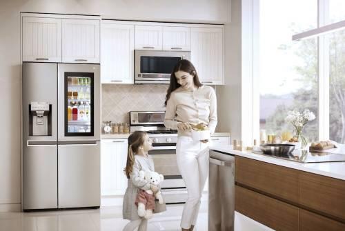 LG 冰箱持續驚艷全球 引領潮流打造廚房時尚