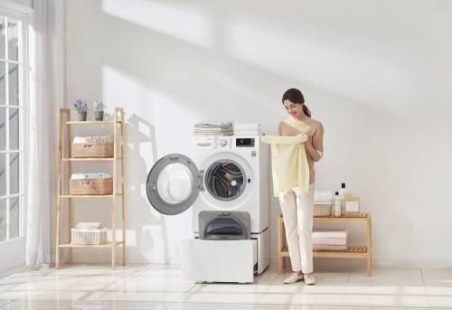 LG TWINWash雙能洗洗衣機 為衣物帶來全方位解決方案