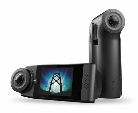 ACER 推兩款 360 度智慧生活相機