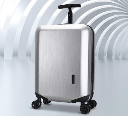 沃趣 WOQU 智慧行李箱 再也不怕在機場遺失行李