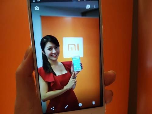 首款Android One手機 小米 A1 印度新德里發表亮相