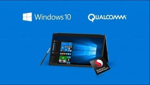 搭載 高通 S835處理器Windows 10筆電 最快年底亮相