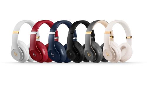 內建蘋果W1晶片 Beats Studio3 Wireless 即將上市