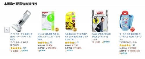日本 AMAZON 推出滿 8 000日幣免運寄到台灣活動!