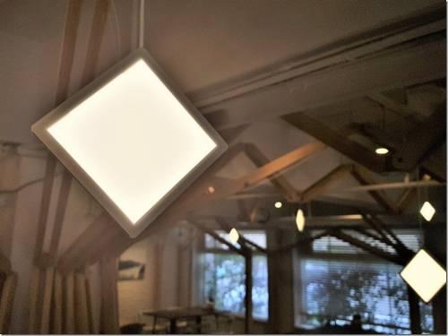 車庫餐廳 點亮健康光源 OLED 不只是顯示器