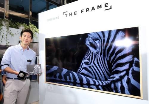 三星「THE FRAME」美學電視 9月底前參加活動抽電視
