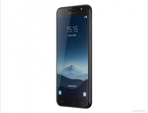 三星中階雙鏡頭手機 Galaxy C8 中國發表