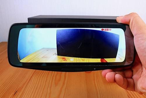 減少視野盲區 增加行車安全 PAPAGO RAY 開箱動手玩