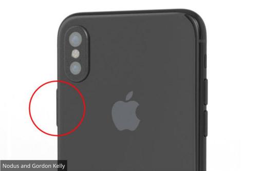 傳 iPhone 8 將取消實體電源鍵 改由震動模擬
