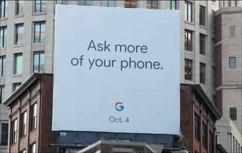 Google Pixel 2 消息再現 預計10月4日發表