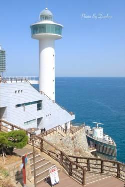 釜山結合 VR 體驗的新地標景點 含舊翻新 太宗臺 釜山塔 MARVEL 體驗館