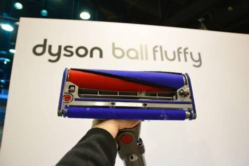 Dyson Ball Fluffy 雙層氣旋 旗艦上市