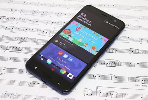 記者會自爆 即將發表的旗艦手機為 HTC U11 Plus