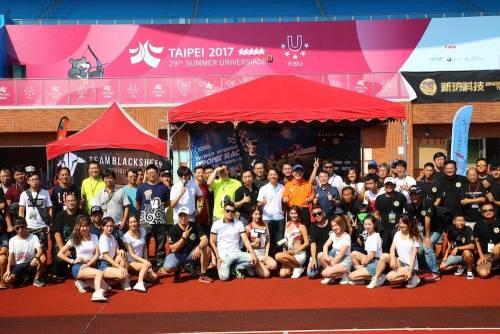 台灣 首次國際競速無人機大賽圓滿結束