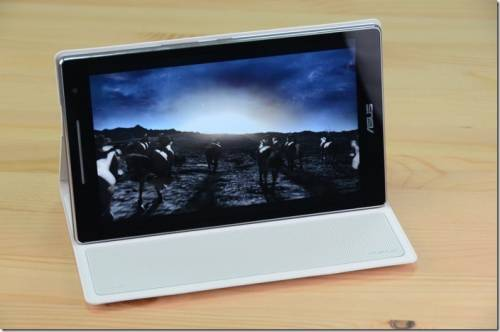 他就是追劇神器! ASUS ZenPad 8.0 Z380KL Z380C 內建優質影音的美型平板