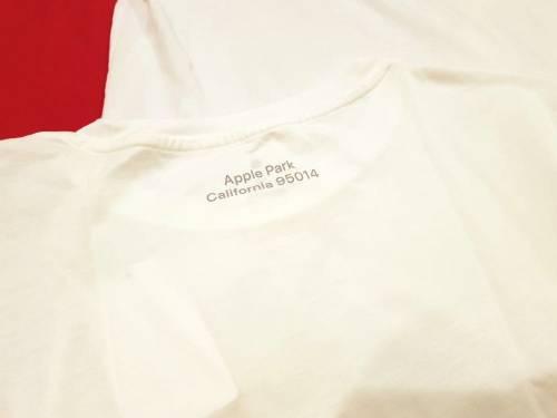 蘋果加州新總部 Apple Park 款紀念 T Shirt 入手
