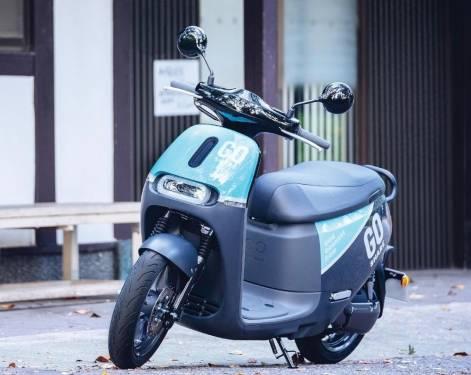 日本住友商事集團和 Gogoro 宣布合作夥伴關係 揭曉全新的GOSHARE車輛共享服務