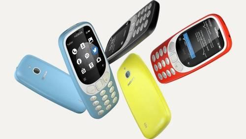[快訊] Nokia 3310 3G 版正式發表 台灣或將上市!