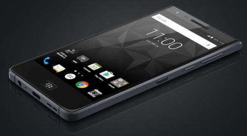 導入防塵防水功能 BlackBerry Motion渲染圖曝光