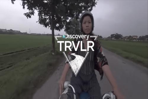 Google 聯手Discovery 將推出Discovery TRVLR旅遊節目