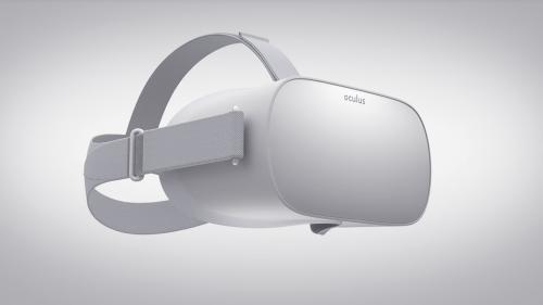 不用手機或電腦就能使用的VR裝置 Oculus Go 亮相