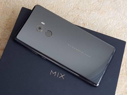 [開箱] 小米MIX 2 極致迷人外觀動眼瞧一瞧!