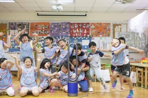 台中市政府與 Dyson 合作 一同守護孩童呼吸健康