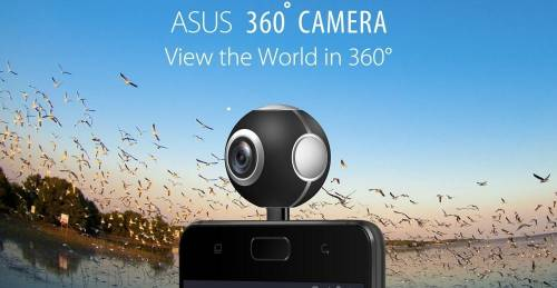 [上市預告] ASUS 360 CAMERA app 悄悄在Google Play上架