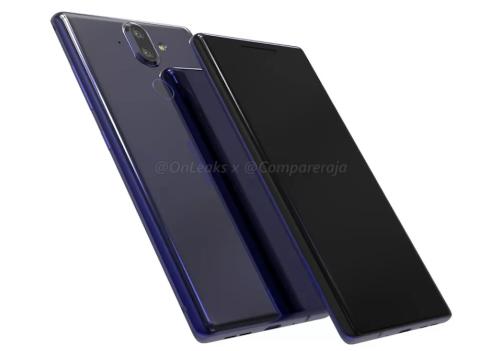 Nokia 9 背蓋曝光 可能會搭載蔡司雙鏡頭相機