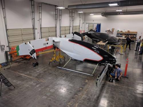 Airbus 已準備好開始測試 Vahana 空中計程車