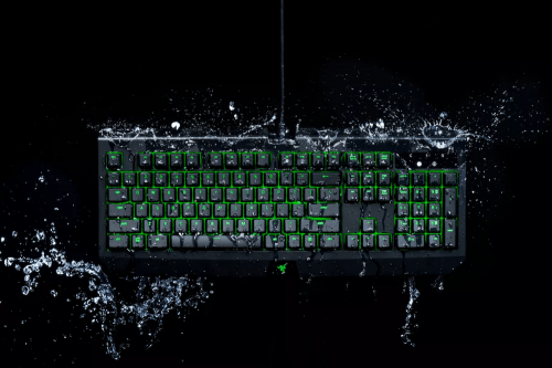 IP54防塵防水 Razer BlackWidow Ultimate機械鍵盤