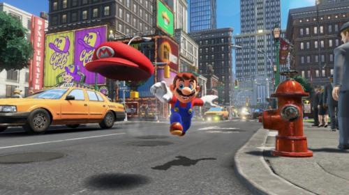 傳任天堂將授權製作 超級瑪利歐 動畫電影