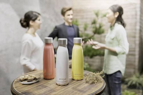 DrinKup 智慧水瓶 時尚智能兼具 讓喝水更聰明