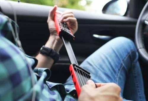 Jammy 數位吉他 隨時隨地都能沈浸在自己的音樂中