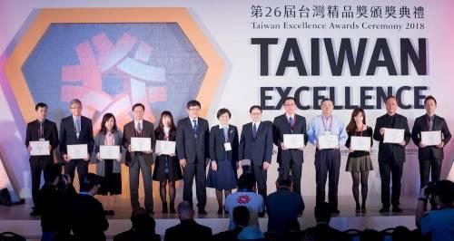 連續16年得獎數居冠 華碩再奪下35項台灣精品獎