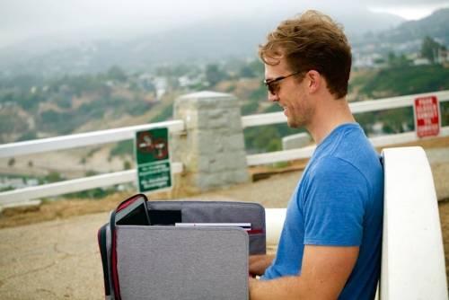 Moose 筆電包 整個城市都是我的行動辦公室