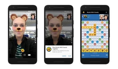 Facebook Messenger 小遊戲 將加入實況直播新功能!