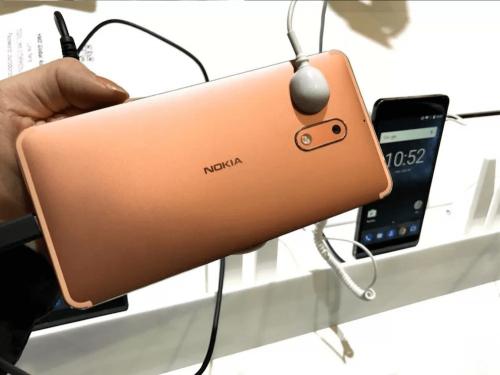 採用全螢幕設計?Nokia 6 2018 通過TENAA認證