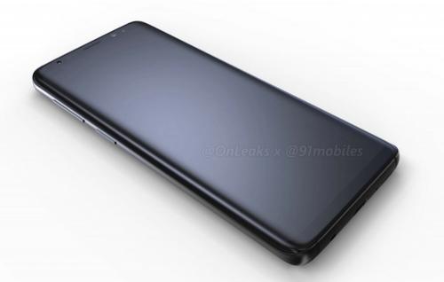 簡單俐落 Samsung Galaxy S9和S9+渲染圖曝光