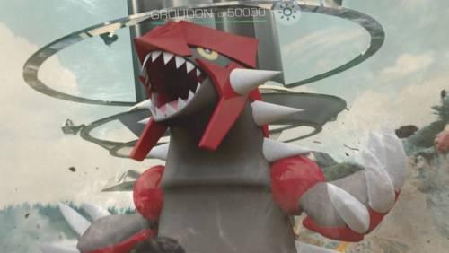 越來越強! Pokemon GO 神獸固拉多現身!