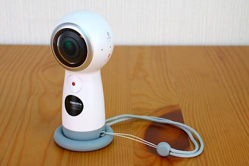 Samsung Gear 360 2017 與 Gear VR with Controller 雙360全景裝置動手玩