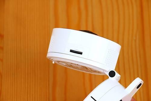 遠端監控的好夥伴 D-Link 友訊 DCS-8100LH 超廣角無線網路攝影機