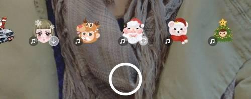美圖秀秀 app 為大家帶來 9 款限時超萌聖誕節特效!