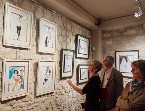 知名時尚插畫家GaryTu一舉獲法國兩大藝術獎項肯定