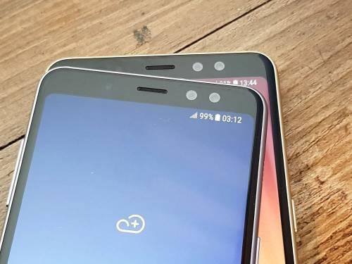 2018 新春第一發 Samsung Galaxy A8 A8+ 「拍出最美」亮相