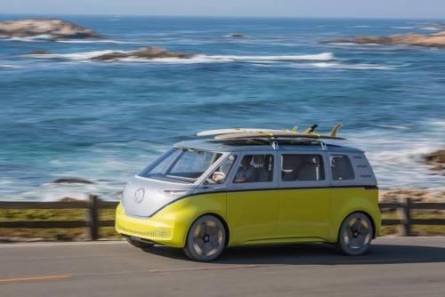Nvidia CES 宣佈自動駕駛新夥伴 歡迎福斯 Volkswagen